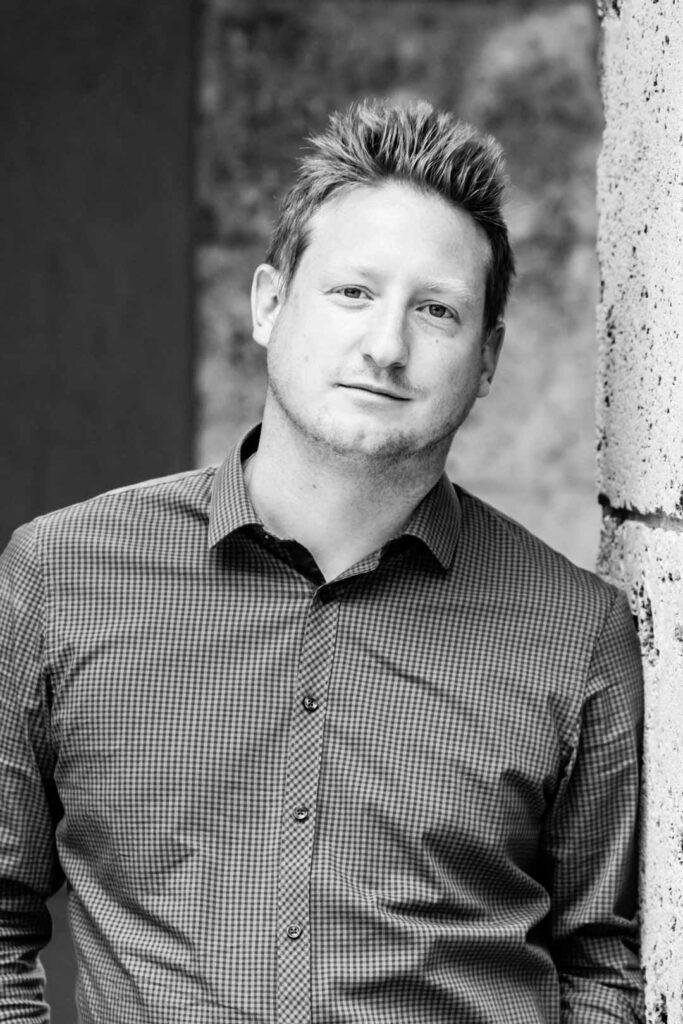 Alexander Baumgartner, Unterstützer der SPD-Bundestagskandidatin Julia Söhne für den Wahlkreis Freiburg & Region