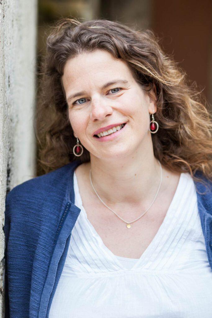 Anja Twilligear, Unterstützerin der SPD-Bundestagskandidatin Julia Söhne für den Wahlkreis Freiburg & Region