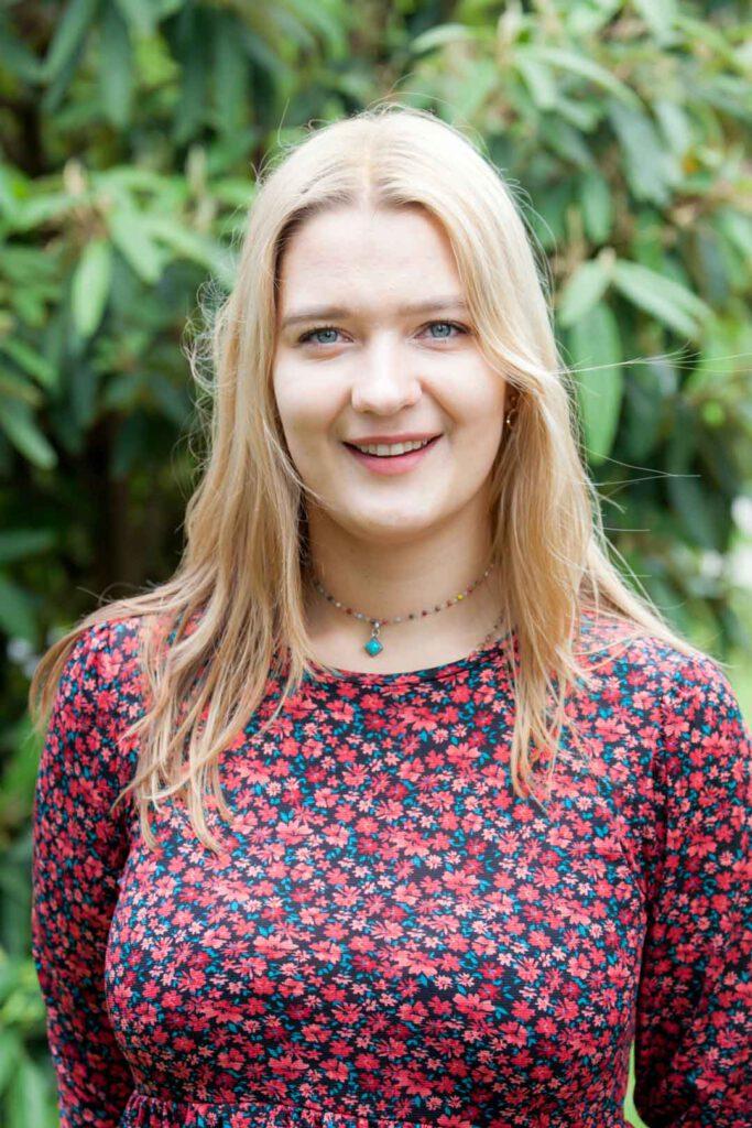 Annika Held, Unterstützerin der SPD-Bundestagskandidatin Julia Söhne für den Wahlkreis Freiburg & Region