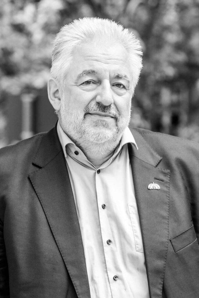 Bernd Klippstein, Unterstützer der SPD-Bundestagskandidatin Julia Söhne für den Wahlkreis Freiburg & Region
