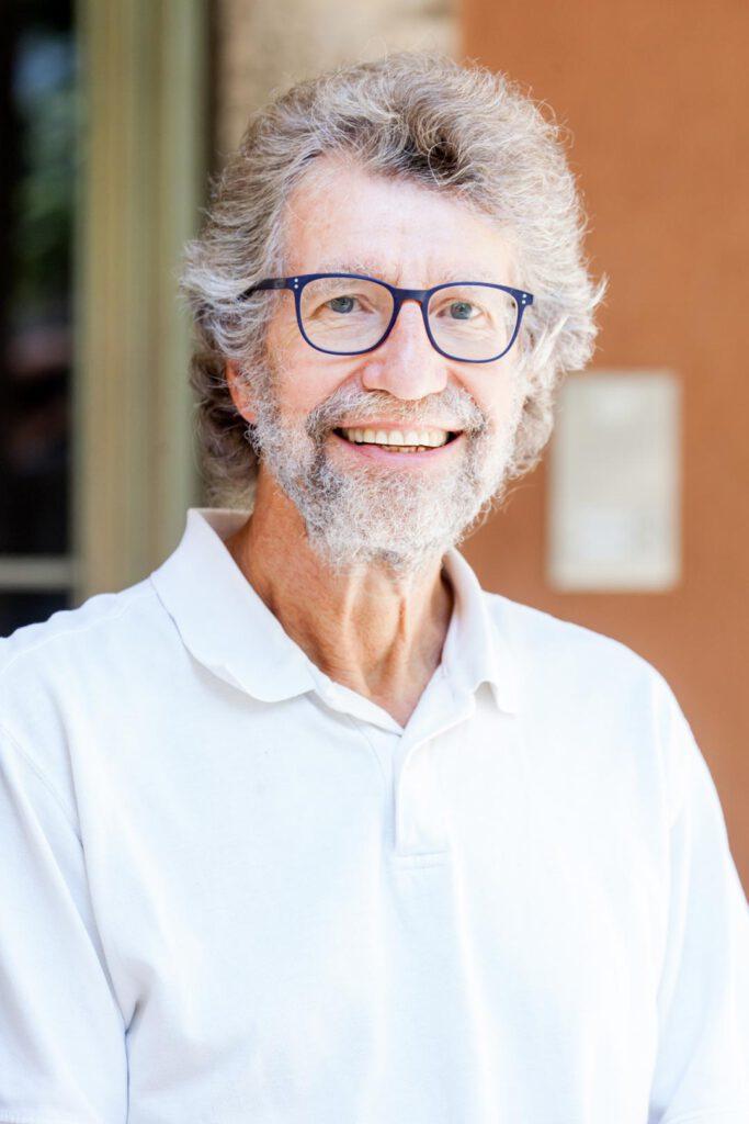 Dr. Georg Theunissen, Unterstützer der SPD-Bundestagskandidatin Julia Söhne für den Wahlkreis Freiburg & Region