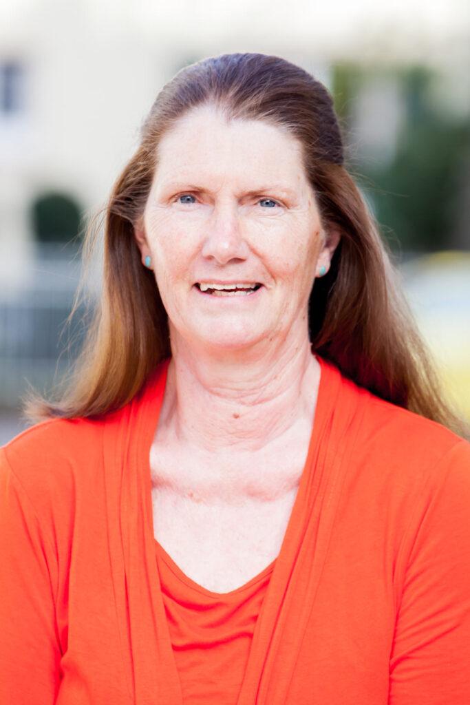 Gisela Schoritz, Unterstützerin der SPD-Bundestagskandidatin Julia Söhne für den Wahlkreis Freiburg & Region
