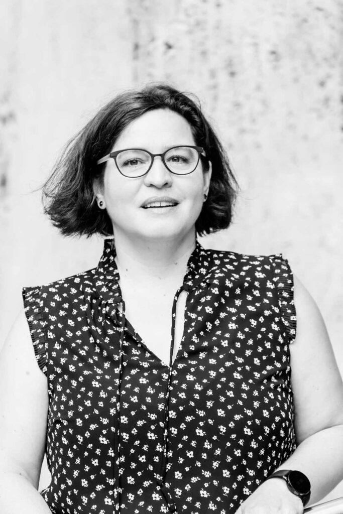 Halina Cialowicz, Unterstützerin der SPD-Bundestagskandidatin Julia Söhne für den Wahlkreis Freiburg & Region