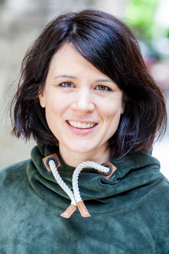 Johanna Rosner, Unterstützerin der SPD-Bundestagskandidatin Julia Söhne für den Wahlkreis Freiburg & Region