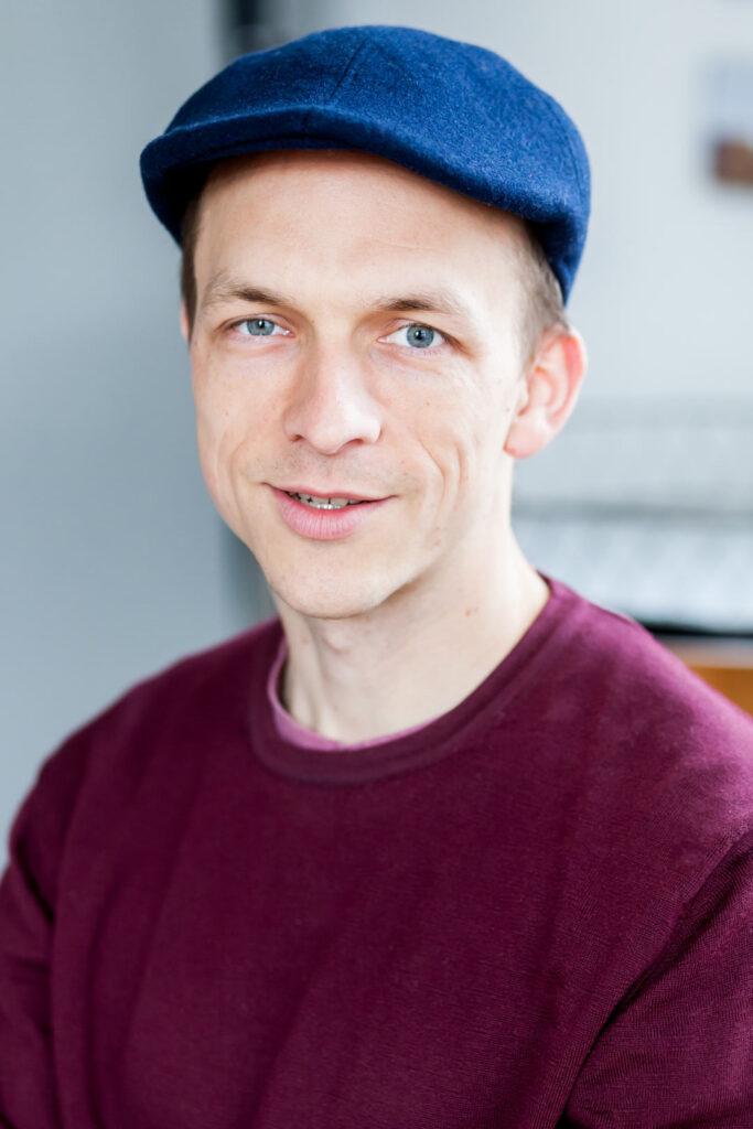 Jonas Fiedler, Unterstützer der SPD-Bundestagskandidatin Julia Söhne für den Wahlkreis Freiburg & Region