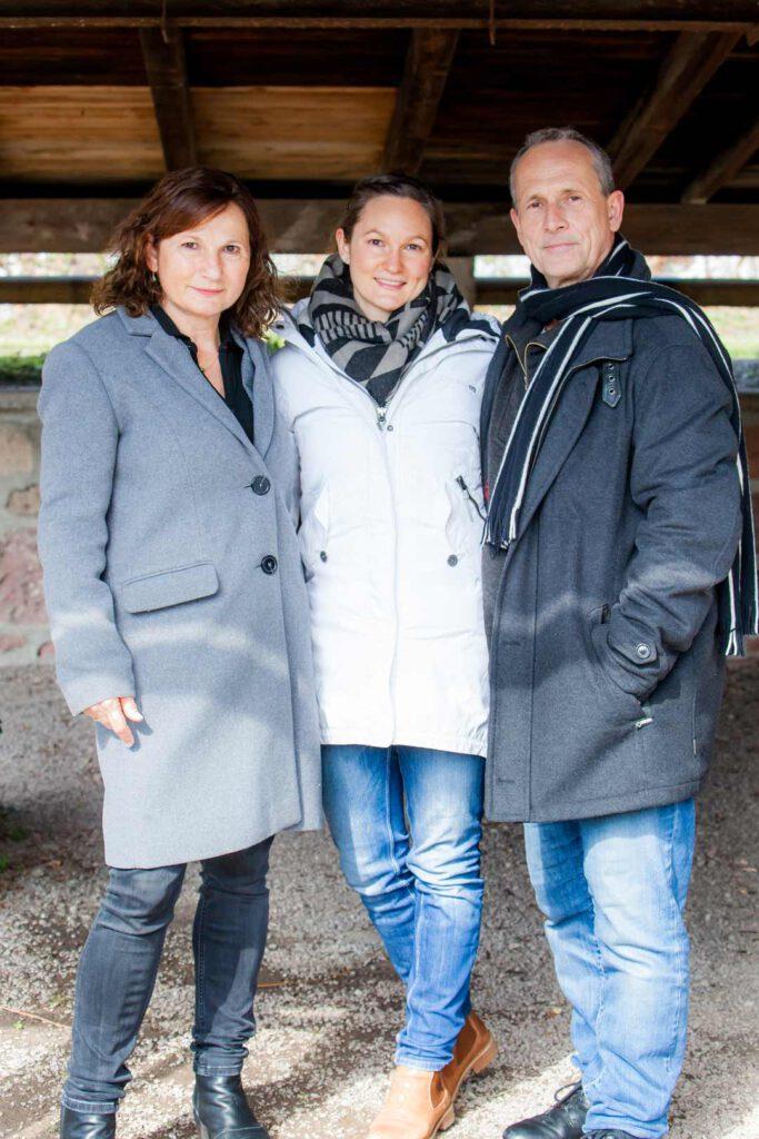 Julias Familie, Unterstützende der SPD-Bundestagskandidatin Julia Söhne für den Wahlkreis Freiburg & Region