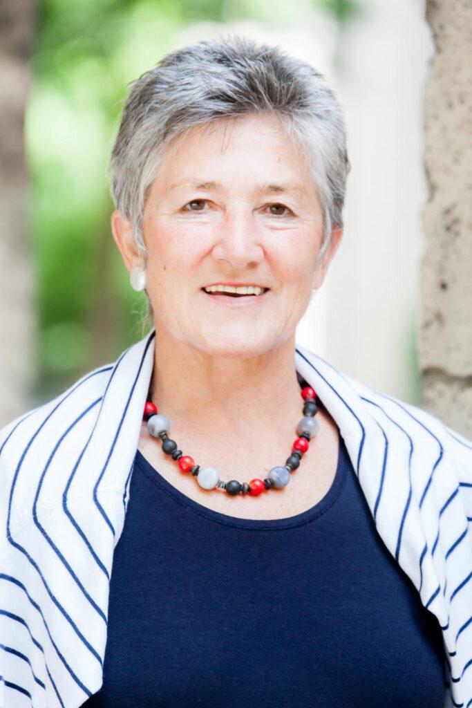 Karen Heise, Unterstützerin der SPD-Bundestagskandidatin Julia Söhne für den Wahlkreis Freiburg & Region