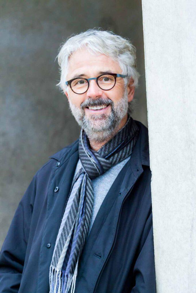 Marc Buhl, Unterstützer der SPD-Bundestagskandidatin Julia Söhne für den Wahlkreis Freiburg & Region