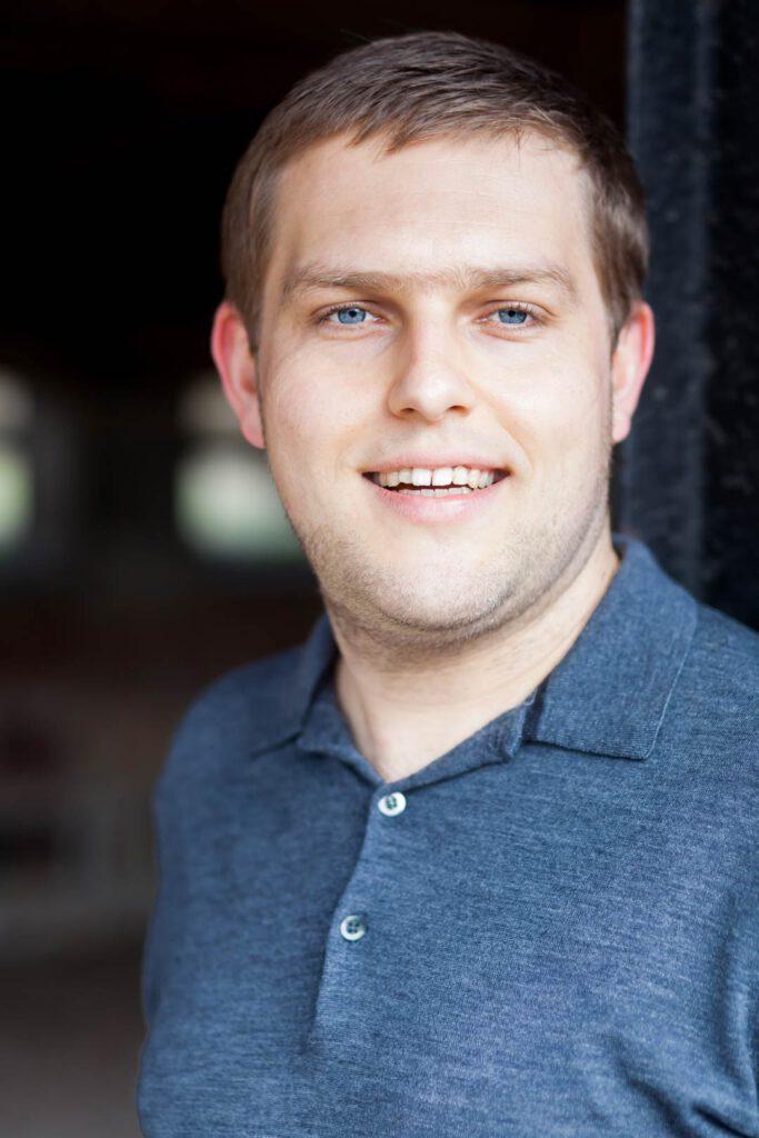 Michael Bley, Unterstützer der SPD-Bundestagskandidatin Julia Söhne für den Wahlkreis Freiburg & Region