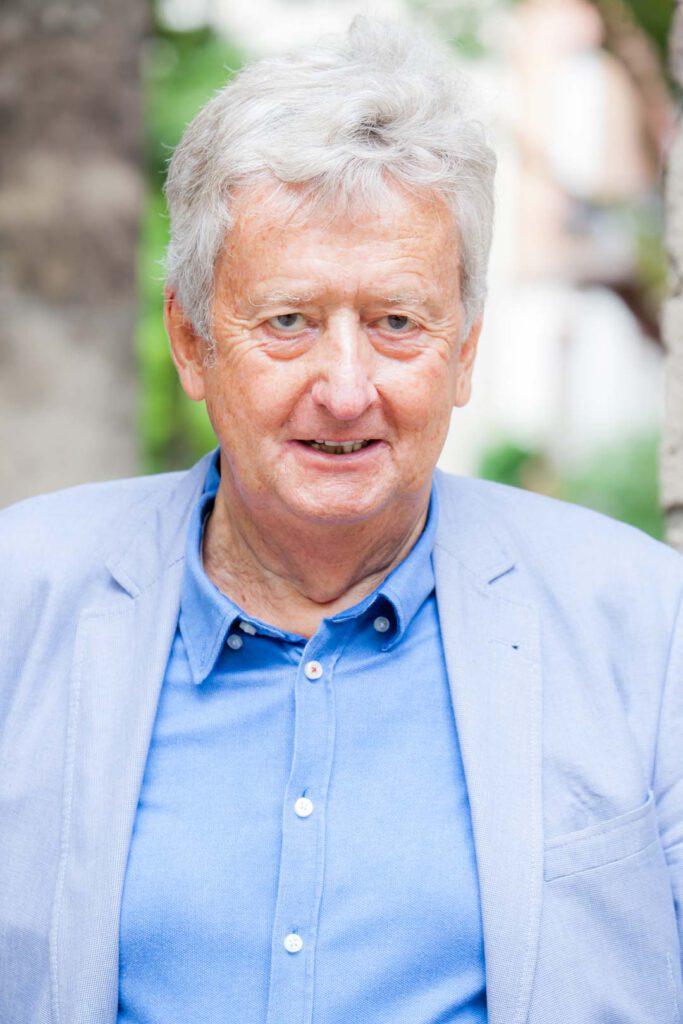 Michael Kleine-Cosack, Unterstützer der SPD-Bundestagskandidatin Julia Söhne für den Wahlkreis Freiburg & Region