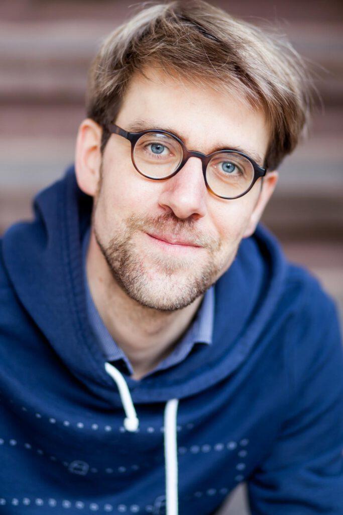 Ole Johannsen, Unterstützer der SPD-Bundestagskandidatin Julia Söhne für den Wahlkreis Freiburg & Region