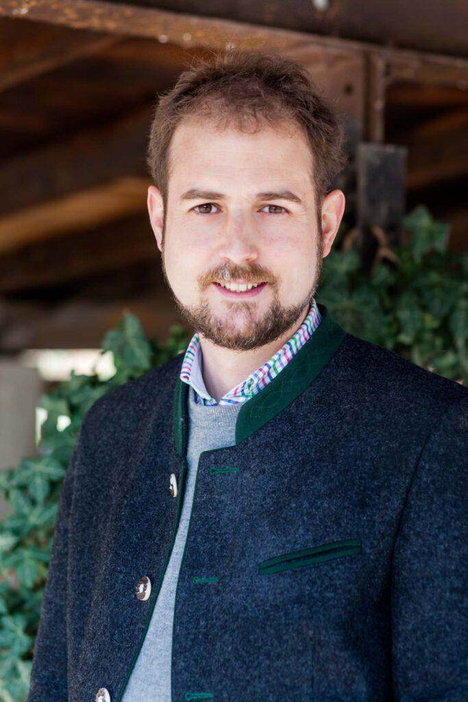 Raban Kluger, Unterstützer der SPD-Bundestagskandidatin Julia Söhne für den Wahlkreis Freiburg & Region