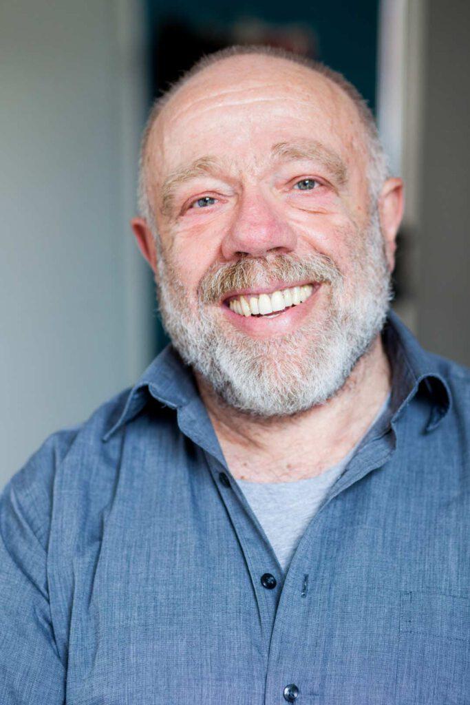 Roland Zipfel, Unterstützer der SPD-Bundestagskandidatin Julia Söhne für den Wahlkreis Freiburg & Region