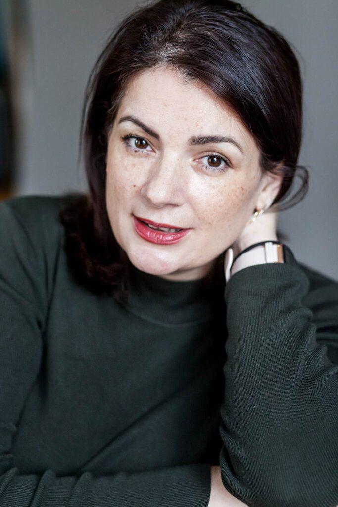 Senay Awad, Unterstützerin der SPD-Bundestagskandidatin Julia Söhne für den Wahlkreis Freiburg & Region