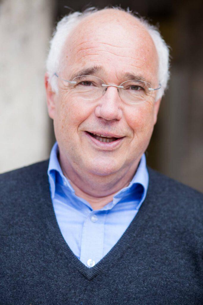 Wolfgang Rüdiger, Unterstützer der SPD-Bundestagskandidatin Julia Söhne für den Wahlkreis Freiburg & Region